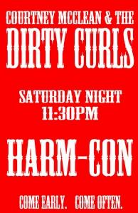 DC HarmCon Poster