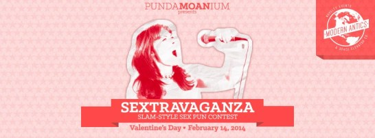 Sextravaganza Slam-Style Pun Contest from Modern Antics