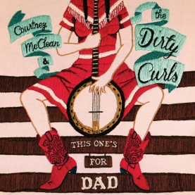 """This One's For Dad"" - Cover art by Sarah Hedlund Illustration - http://cargocollective.com/sarahhedlund"