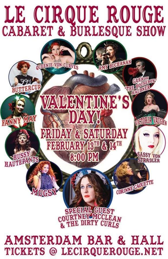 LCR Valentine 2015 Show